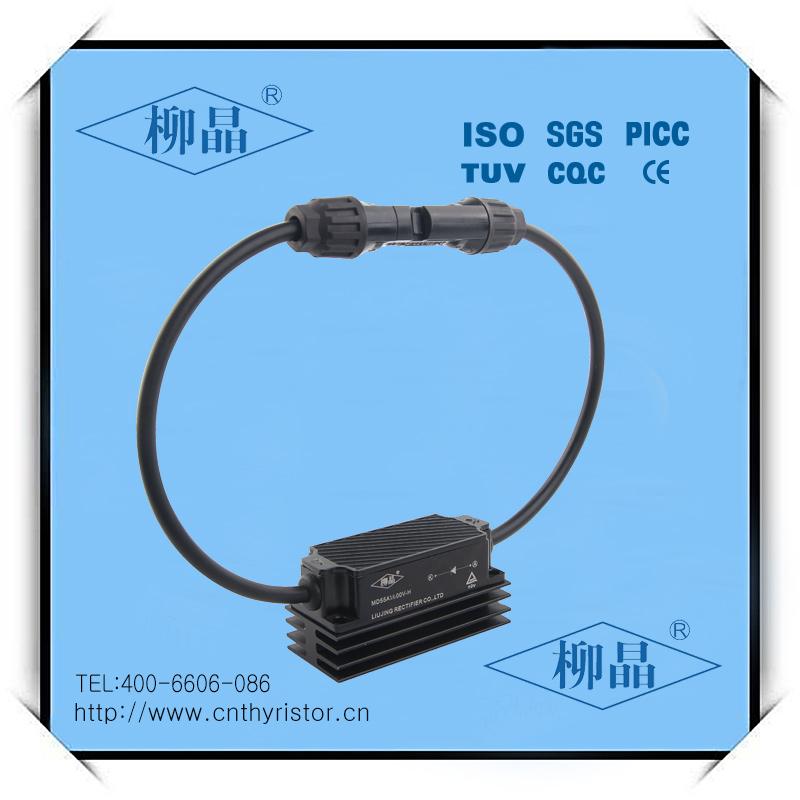柳晶新型 汇流箱专用 LJ-MD55A1600V-H 户外型二极管