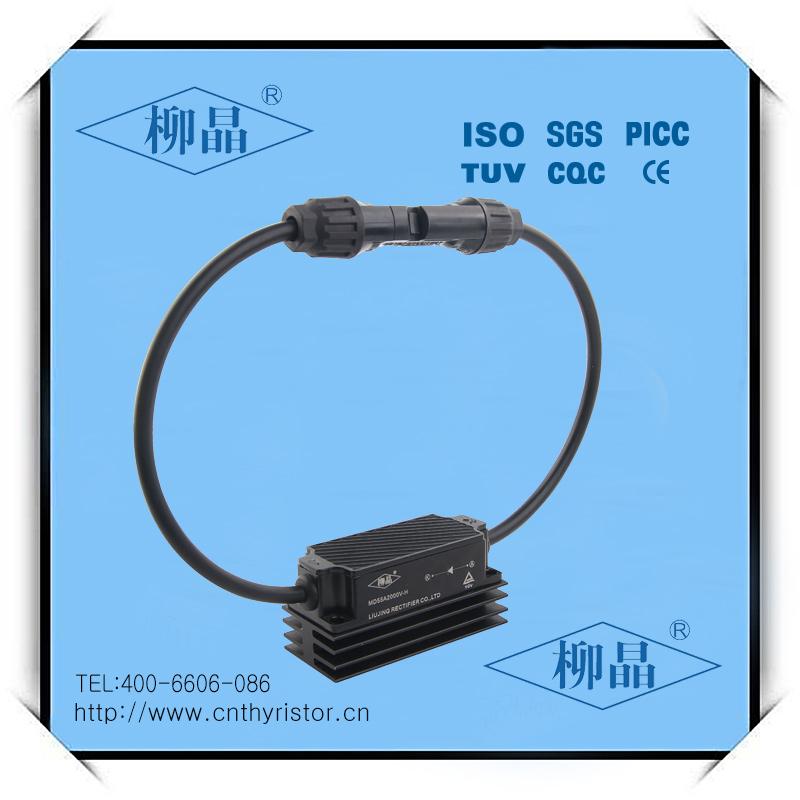 柳晶 全新正品 户外型 二极管 LJ-MD55A2000V-H 汇流箱专用